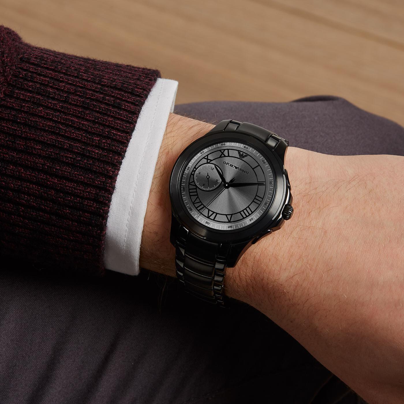 Emporio Armani Connected Alberto Gen 4 Display Smartwatch ART5011