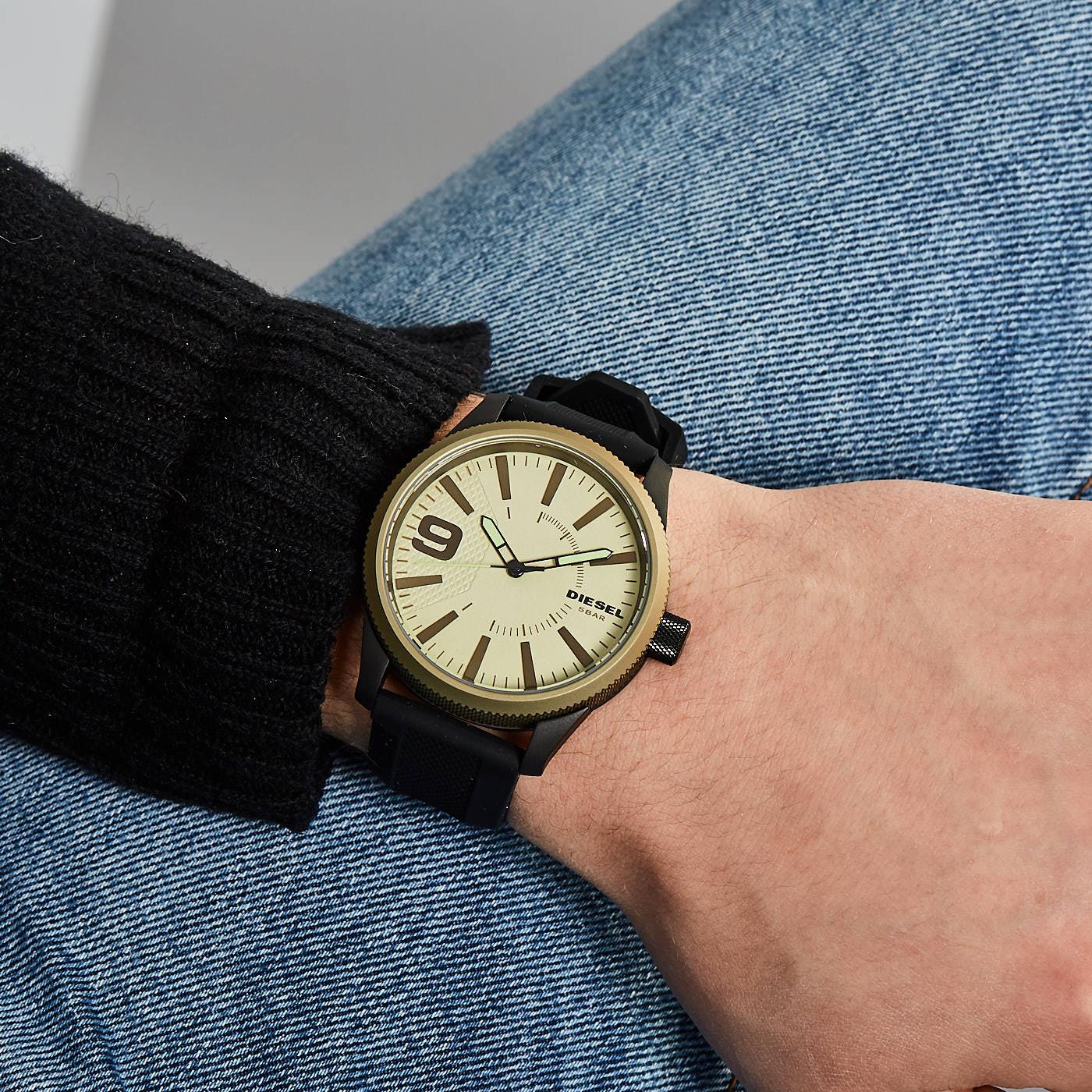 Diesel Rasp Nsbb horloge DZ1875