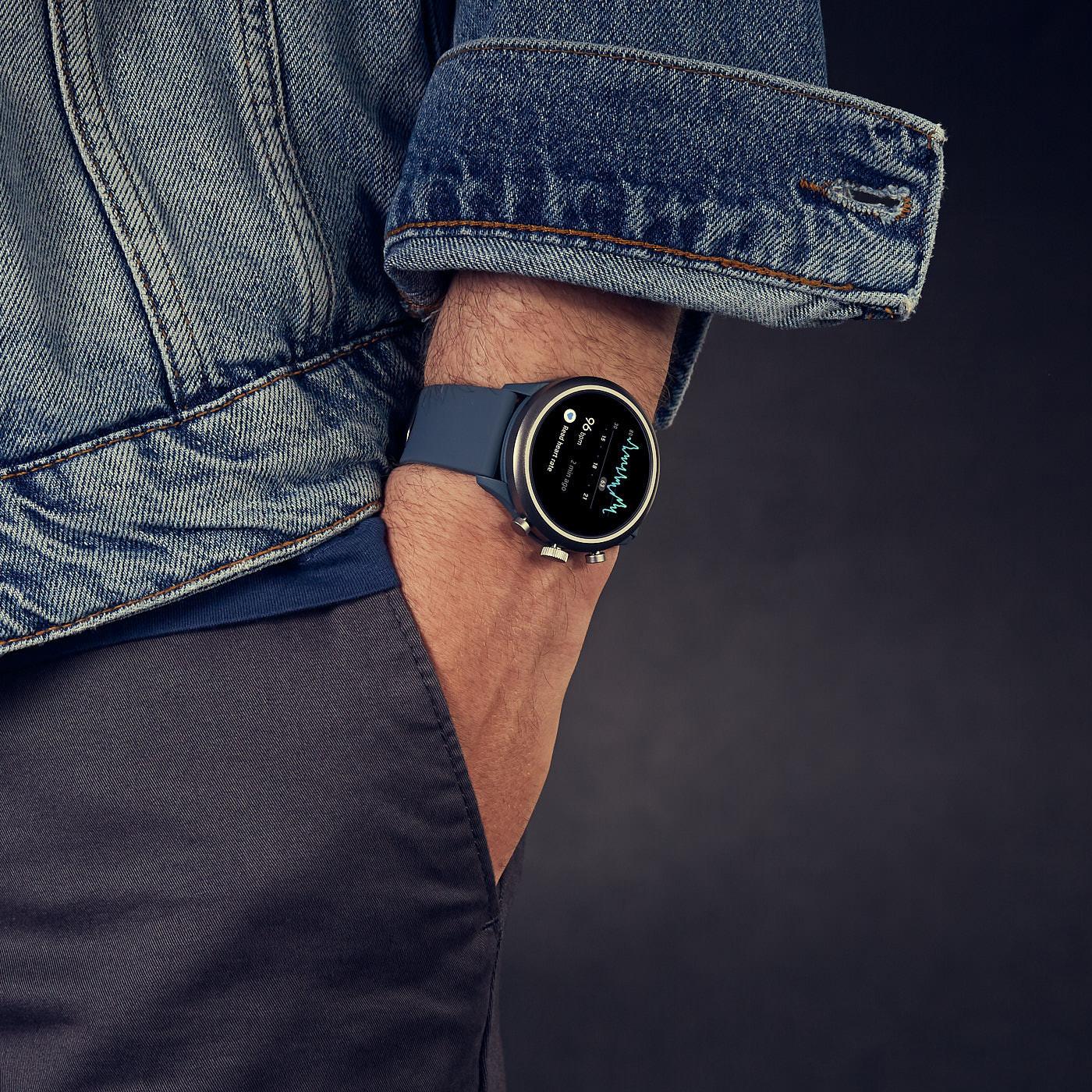 Fossil Sport Gen 4S Display Smartwatch FTW4021