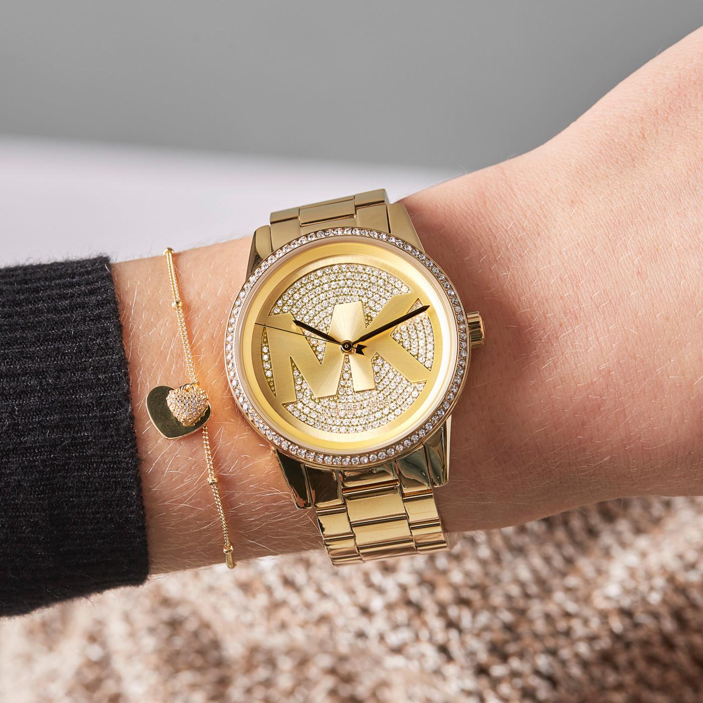 Michael Kors Ritz horloge MK6862