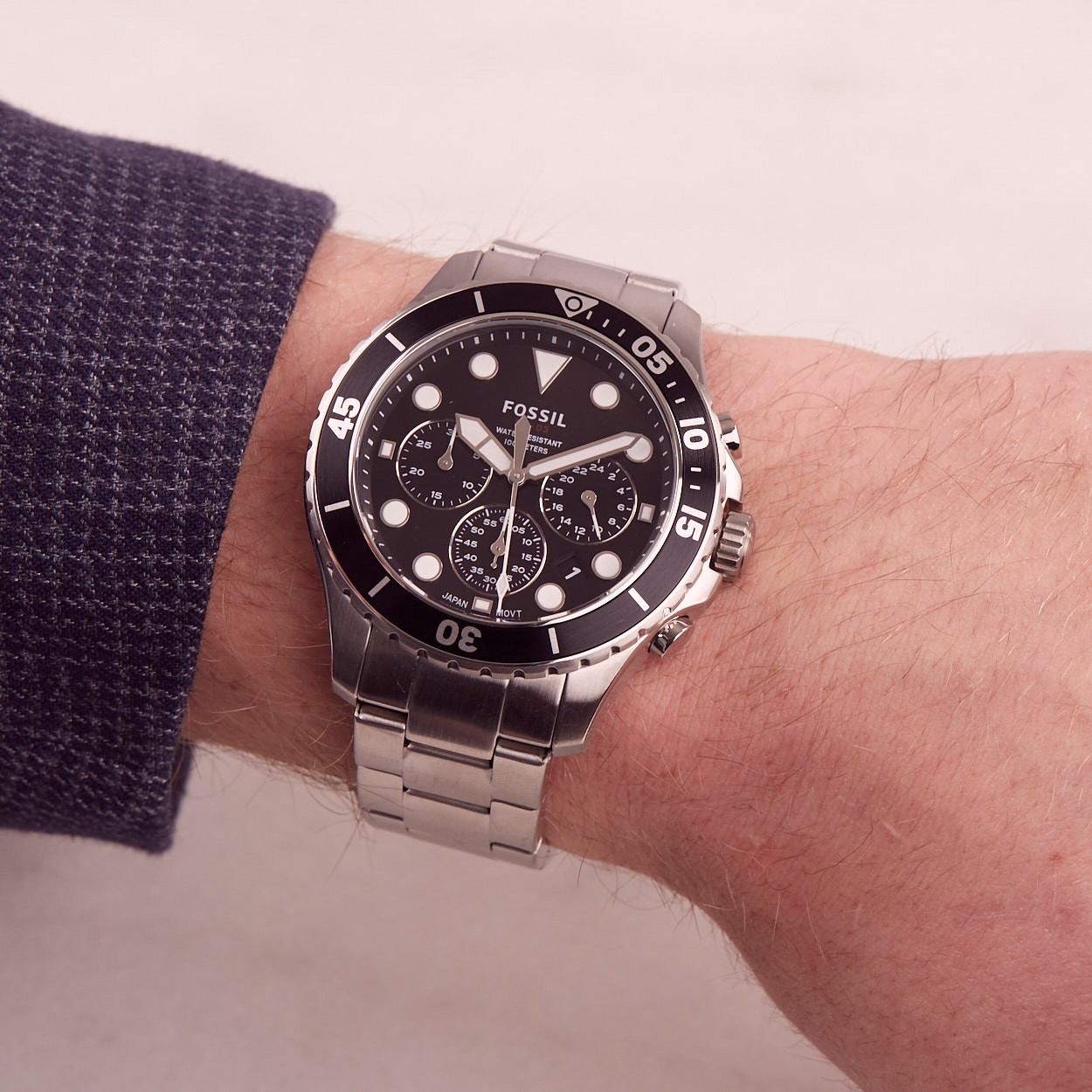 Fossil Chrono horloge FS5725