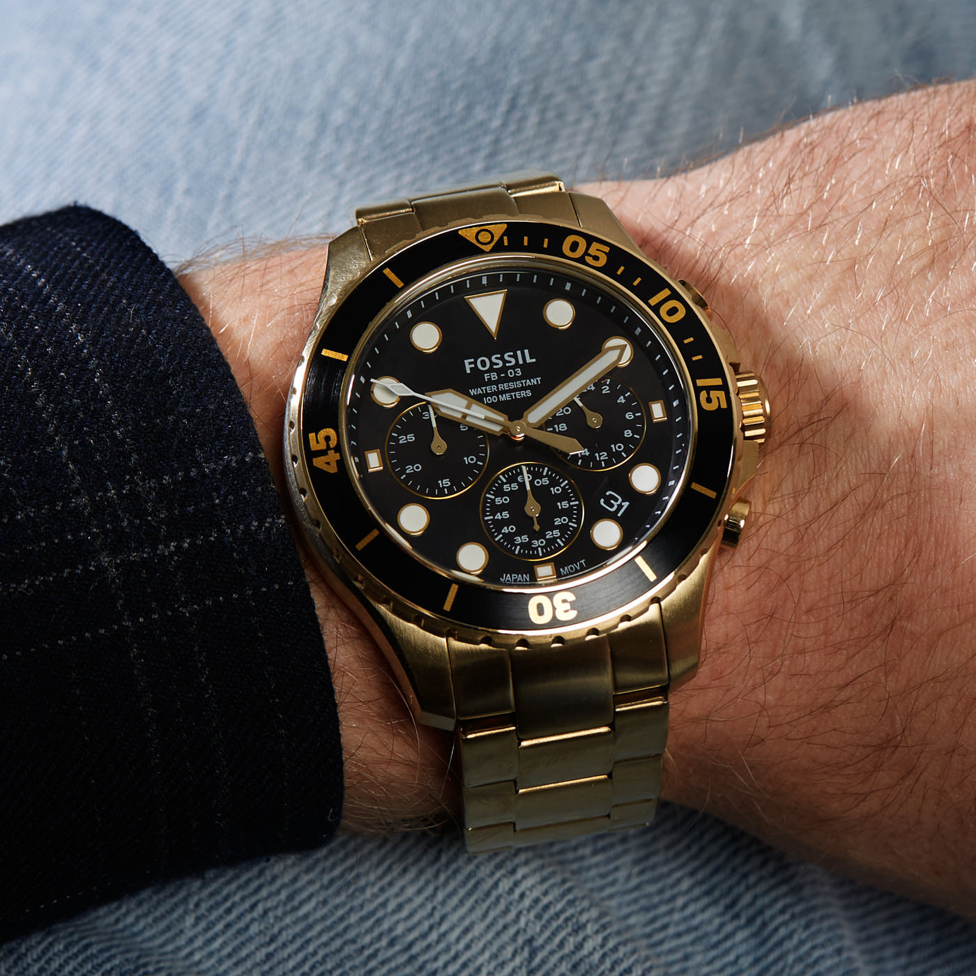 Fossil horloge FS5727