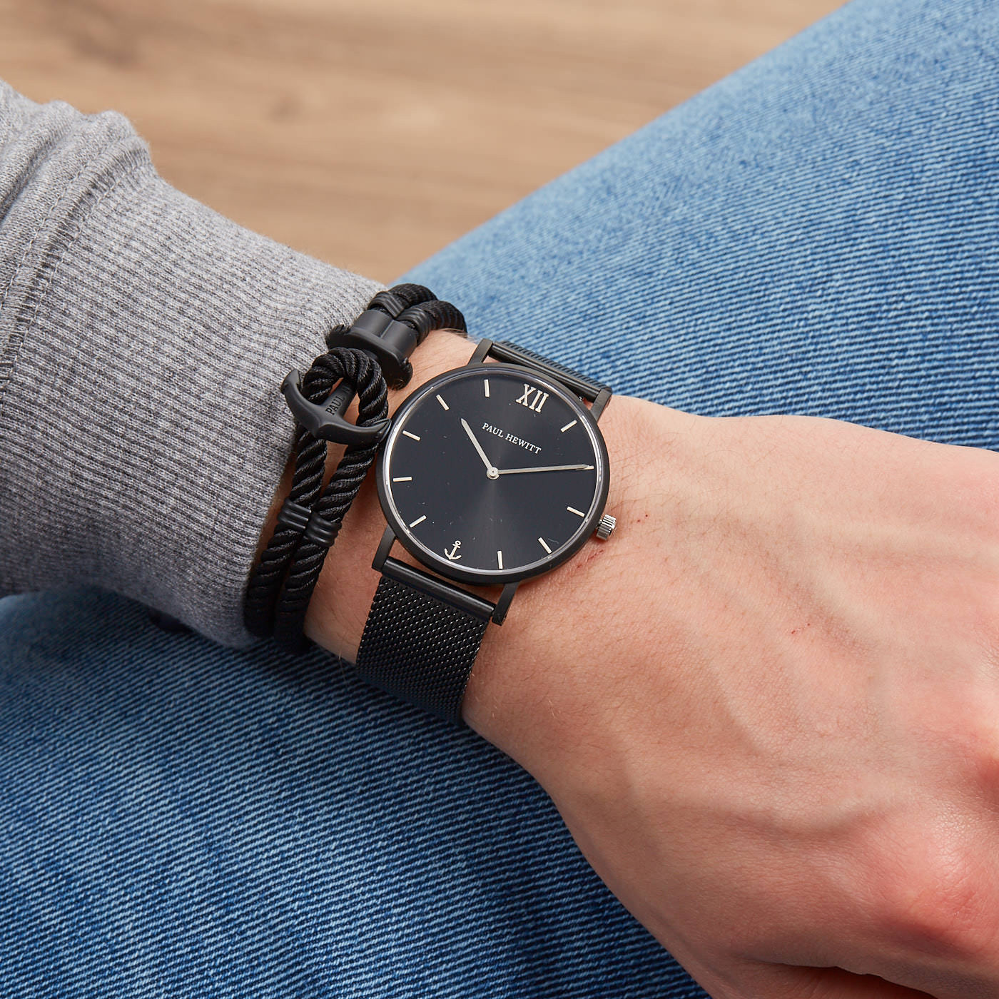 Paul Hewitt Sailor Line Match giftset horloge PH-PM-4-XL