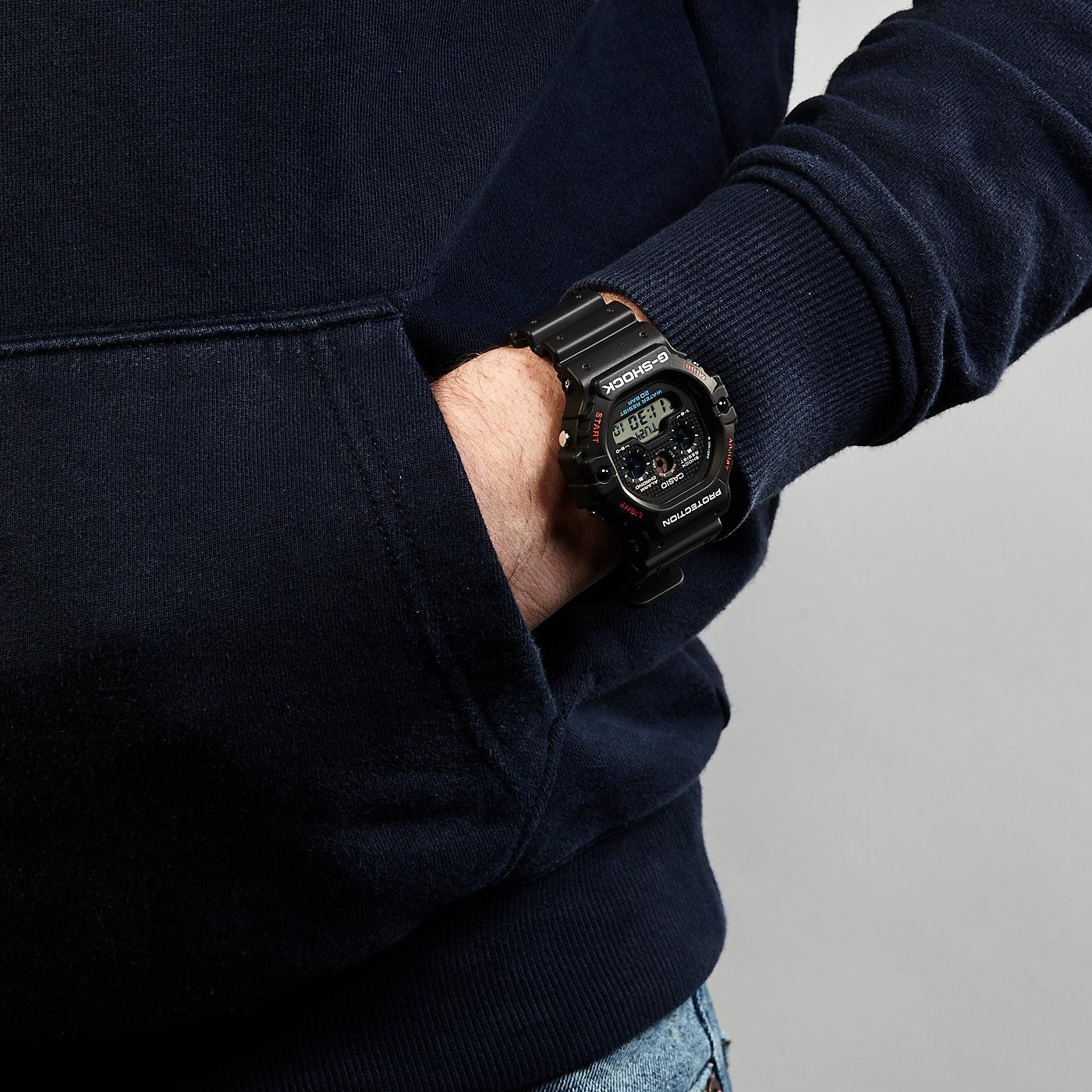 G-Shock Original horloge DW-5900-1ER