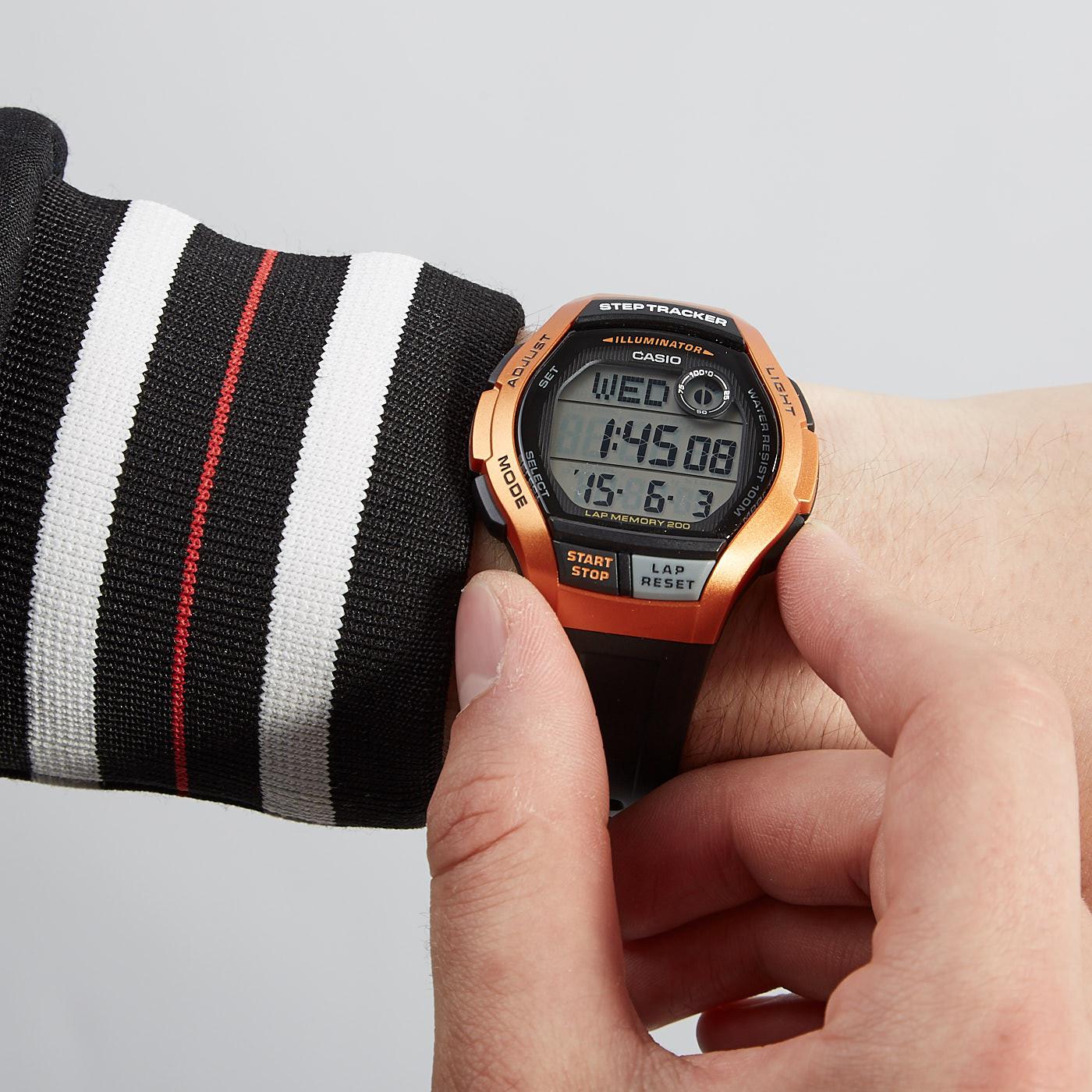Casio Collection horloge WS-2000H-4AVEF