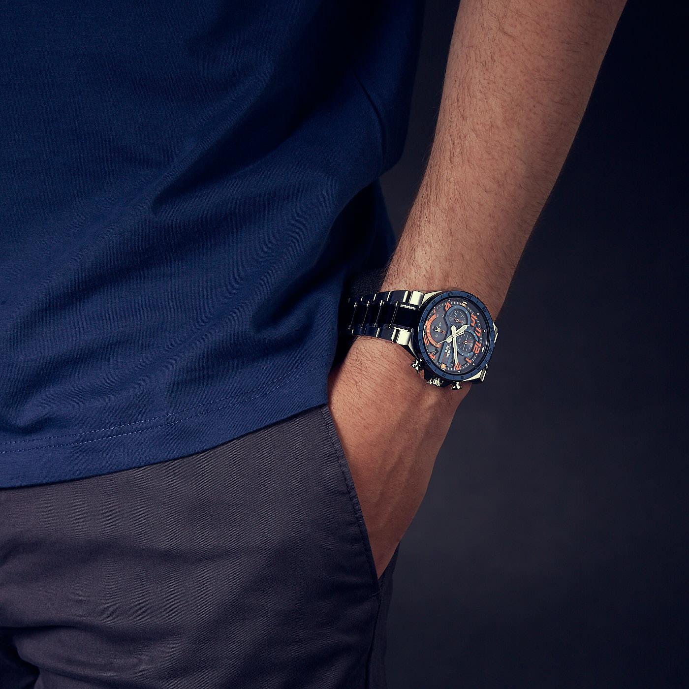 Edifice Toro Rosso Special Edition horloge EQS-920TR-2AER