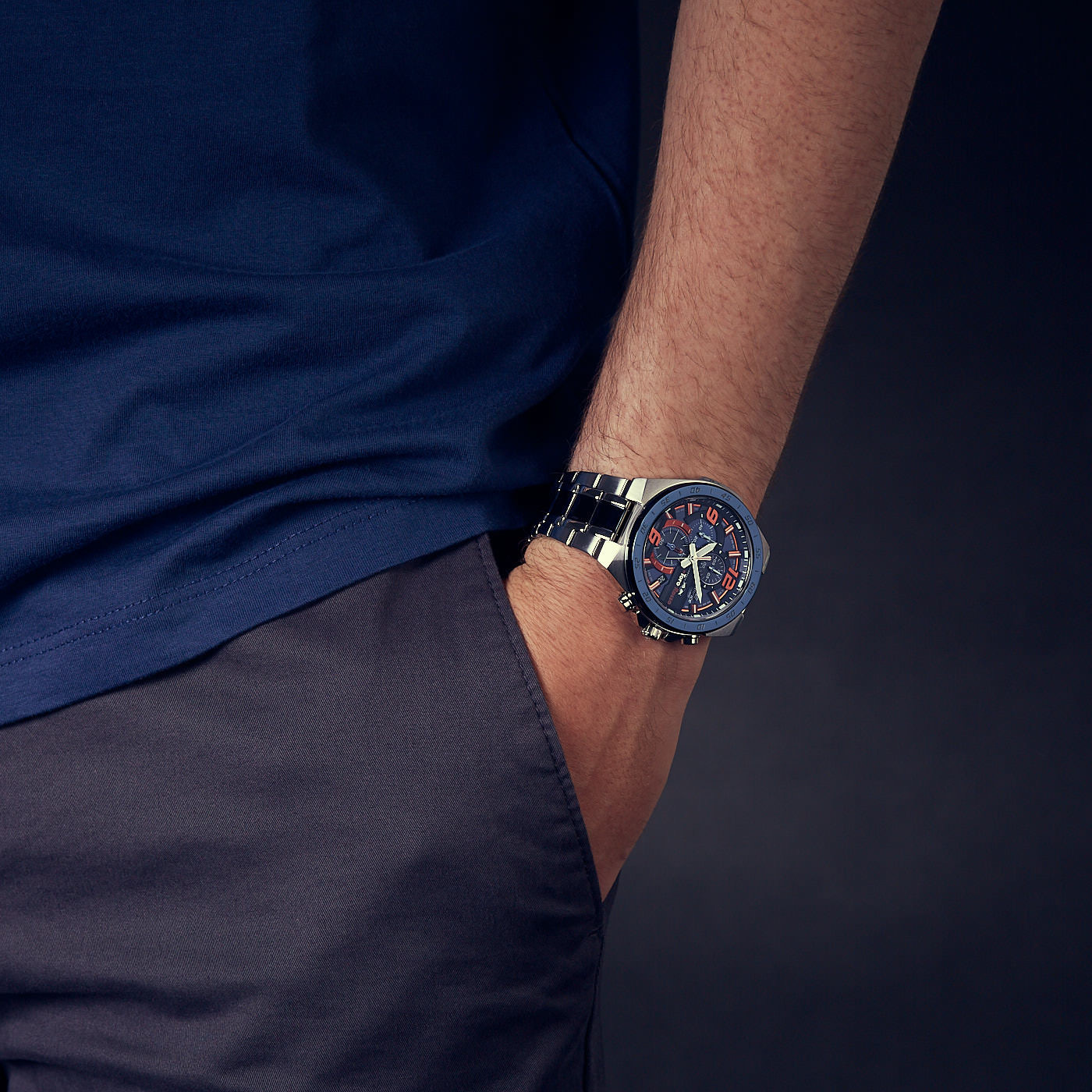 Edifice Toro Rosso Special Edition horloge EFR-564TR-2AER