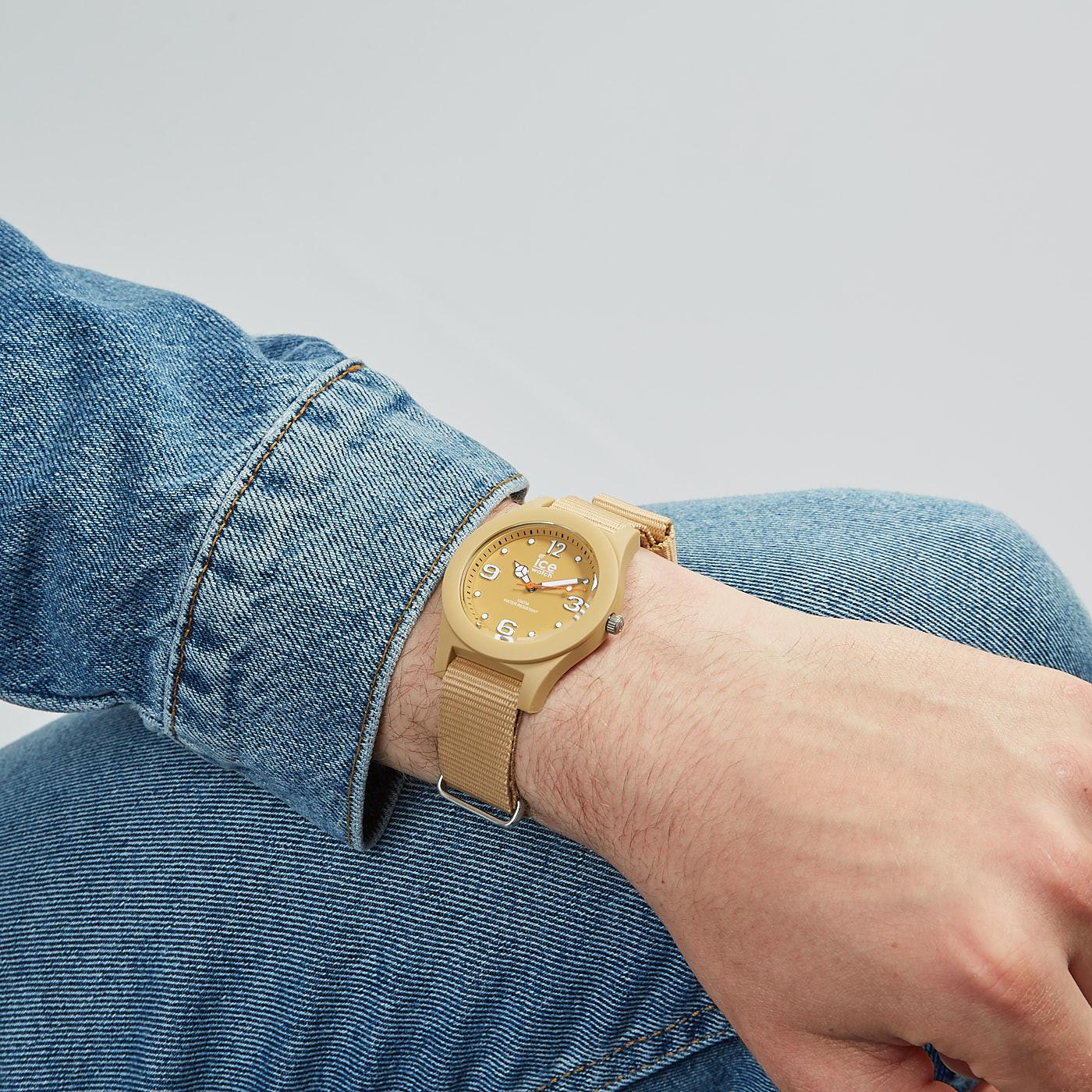 Ice-Watch ICE-Slim Nature Beige horloge IW016446 (36 mm)