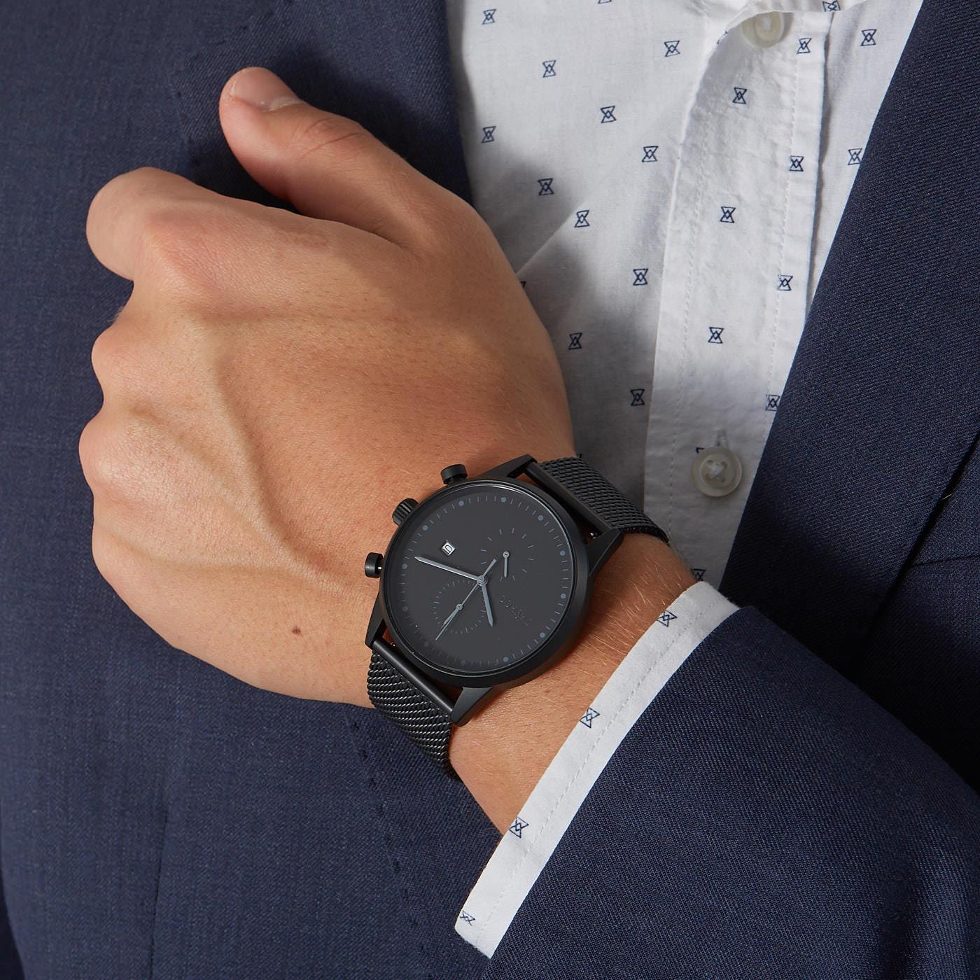Tayroc Boundless Black horloge TXM085
