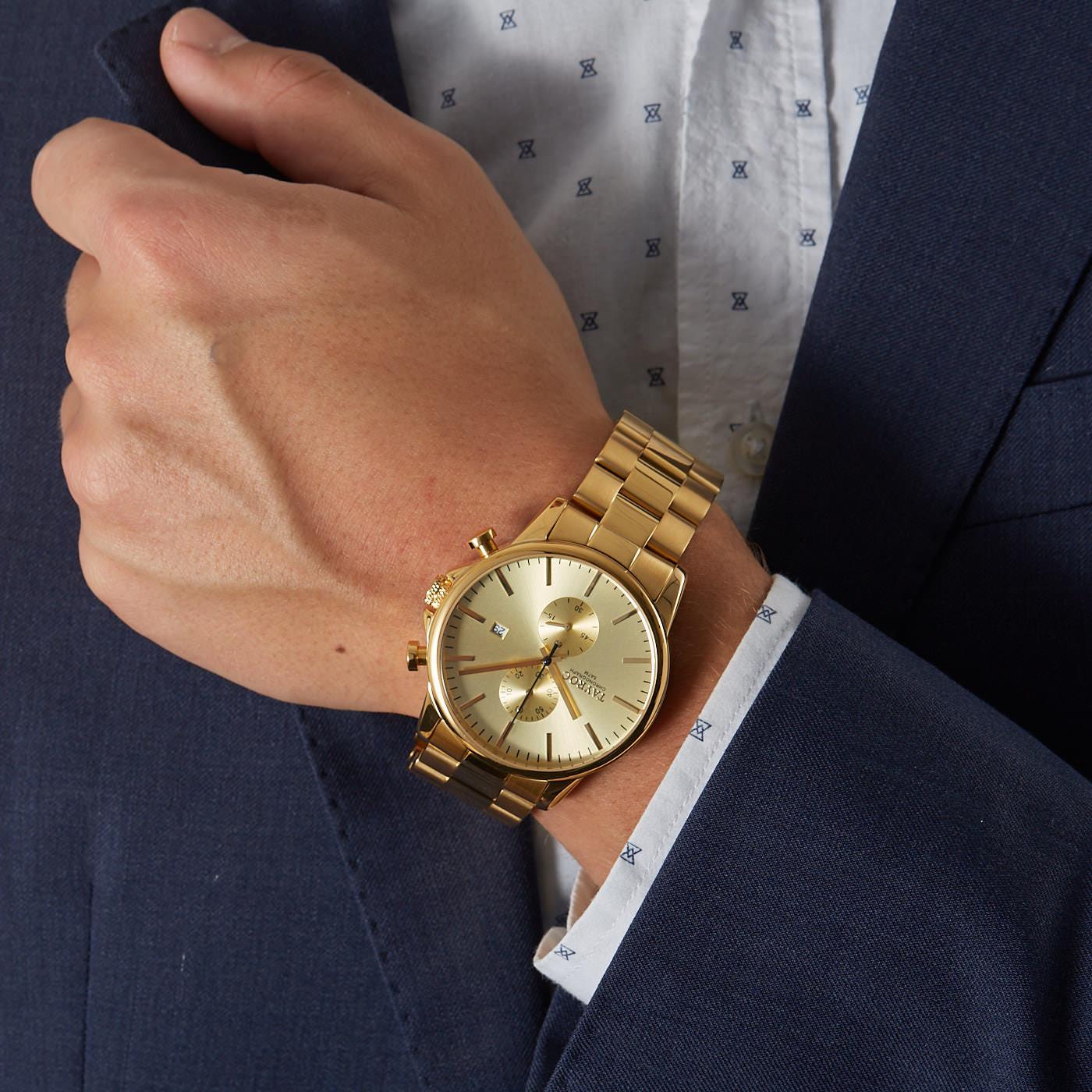 Tayroc Iconic Chrono horloge TY160