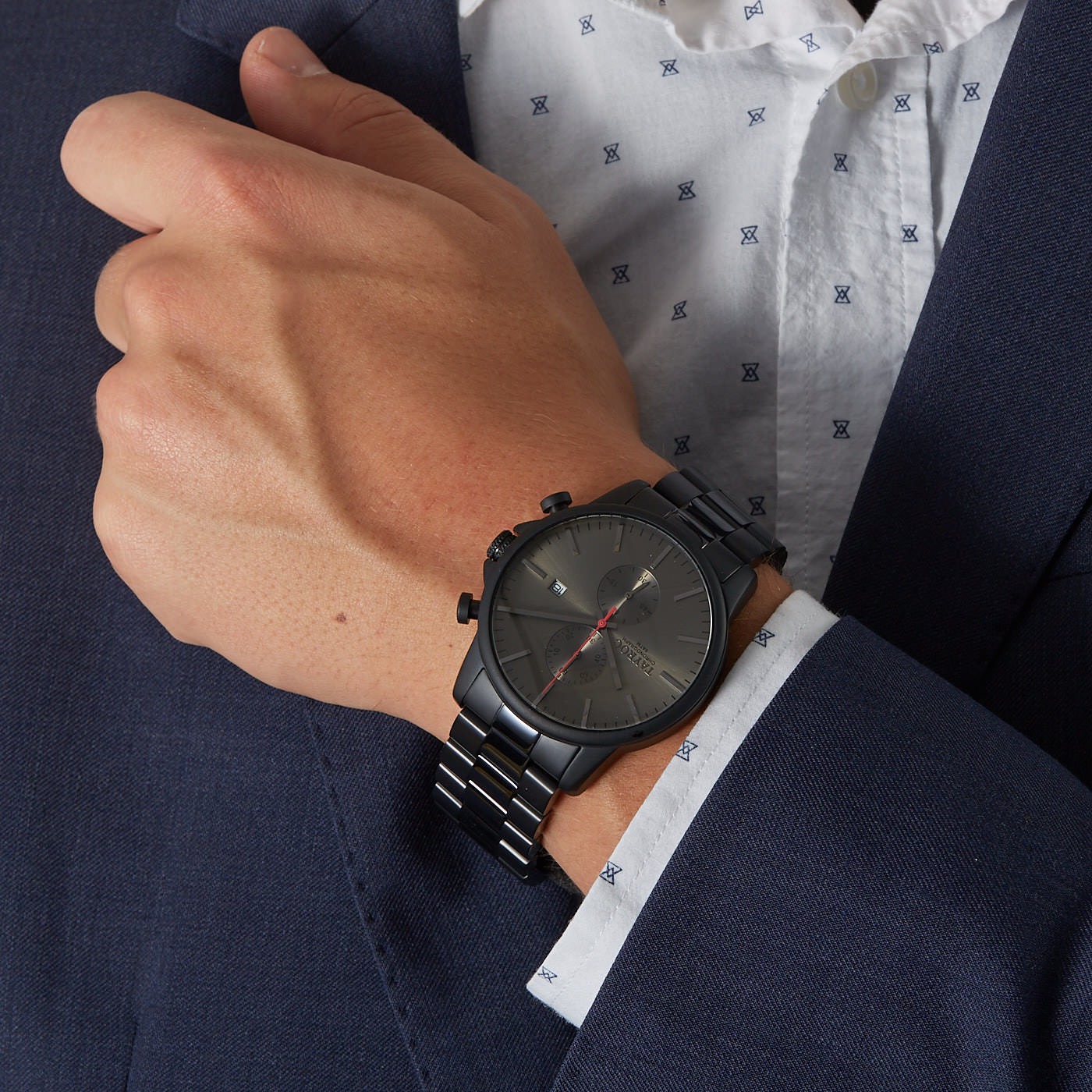 Tayroc Iconic Chrono horloge TY157