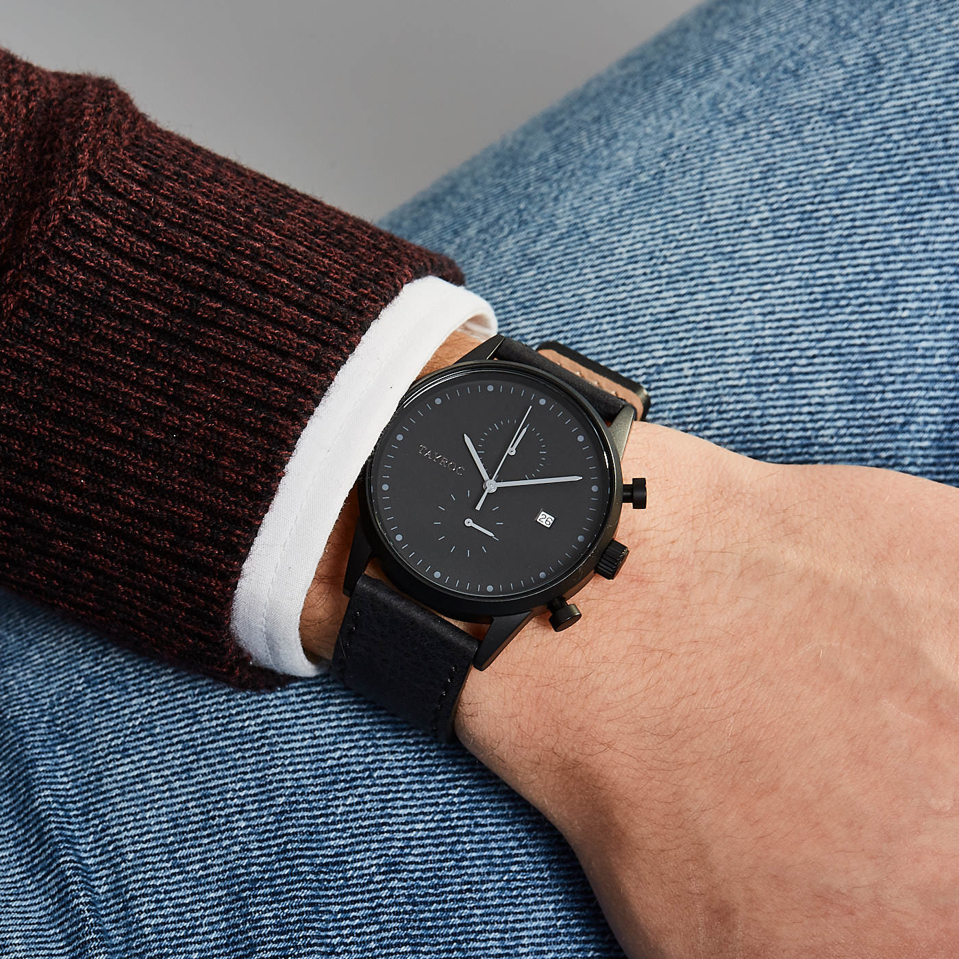 Tayroc Boundless Chrono horloge TY166