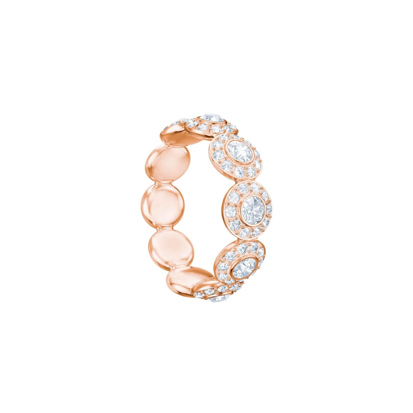 Swarovski Angelic Band Ring