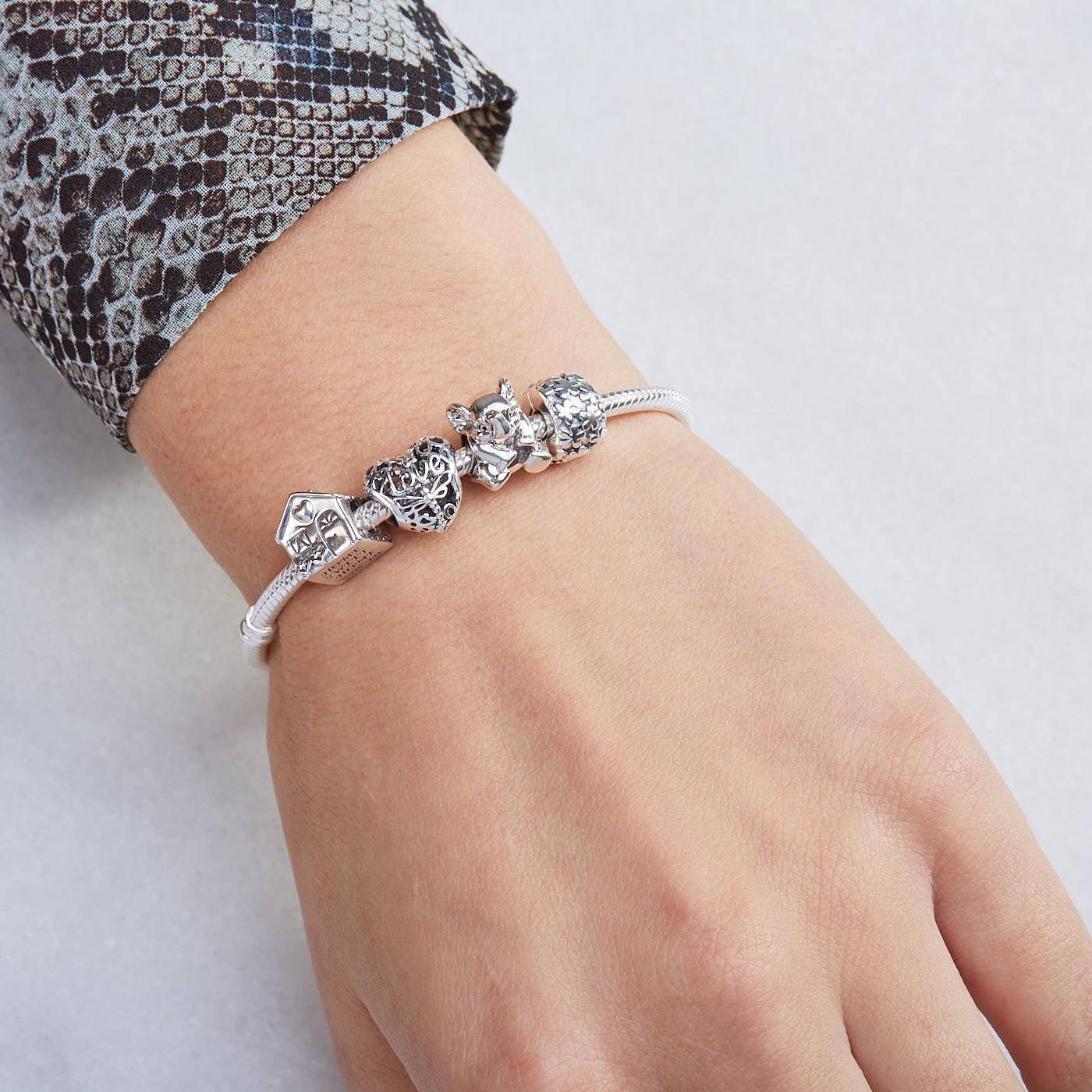 Pandora Moments Zilveren Promise of Spring Bedel 797046