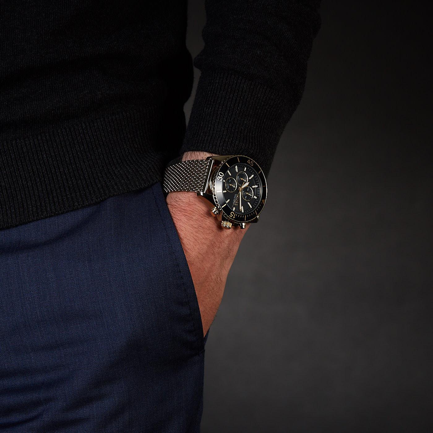 BOSS Ocean Edition Chronograaf horloge HB1513703