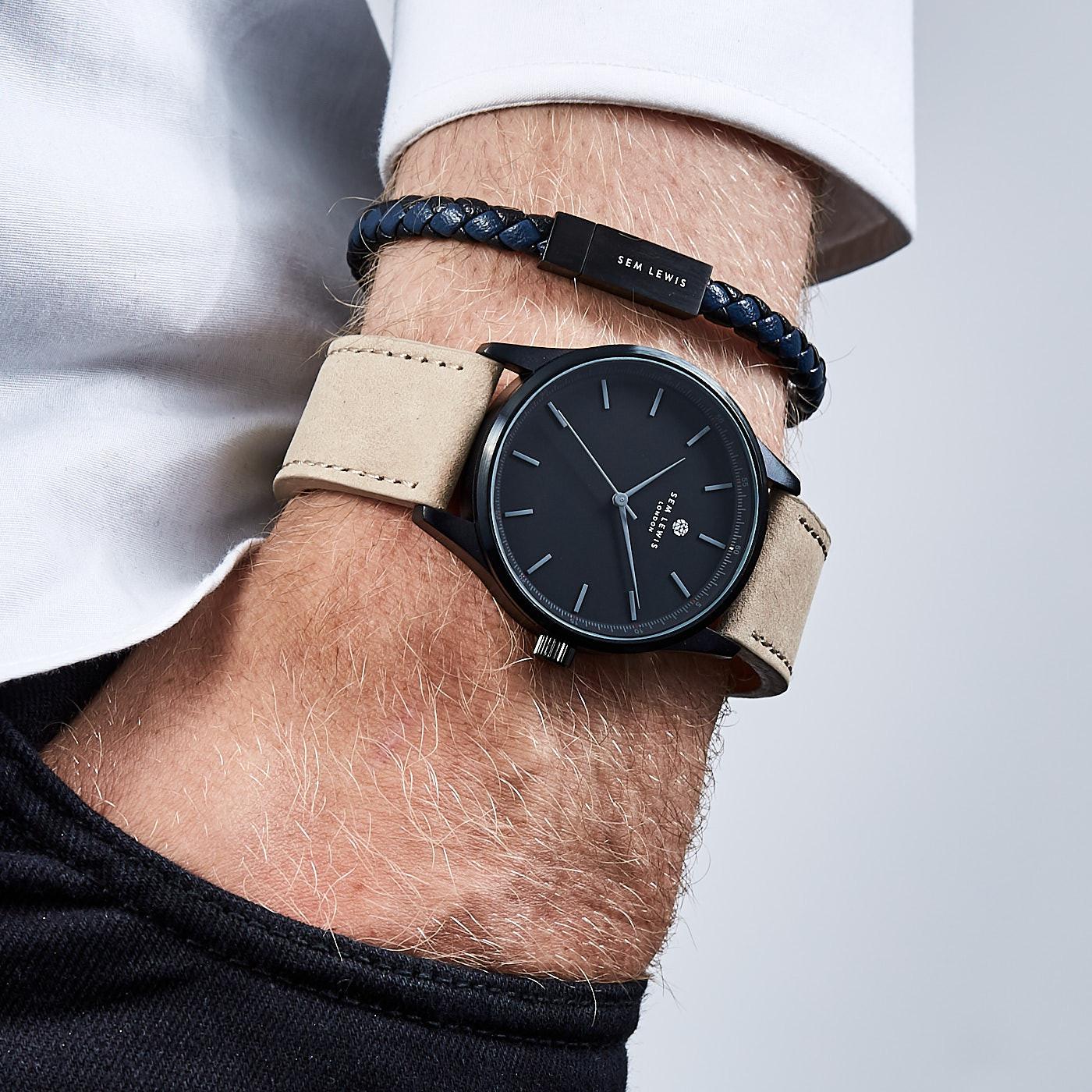 Sem Lewis Metropolitan Northwick Park horloge SL1100009