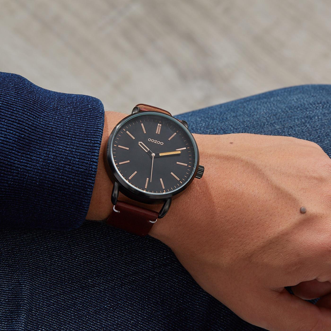 OOZOO Timepieces Multicolor horloge C9633 (48 mm)