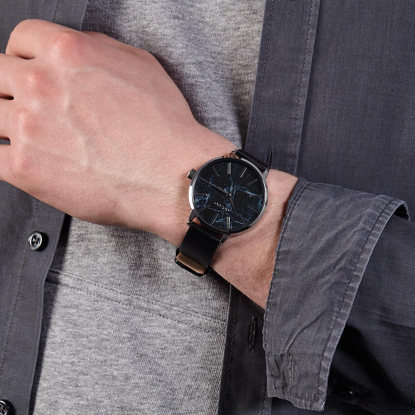 OOZOO Timepieces Zwart C9758 (42 mm)