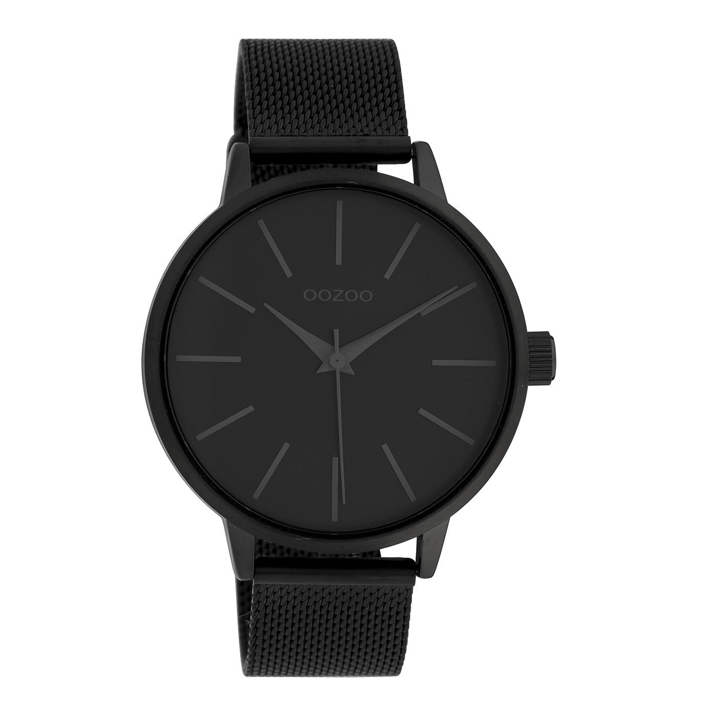 OOZOO Timepieces Zwart horloge C10009 (42 mm)