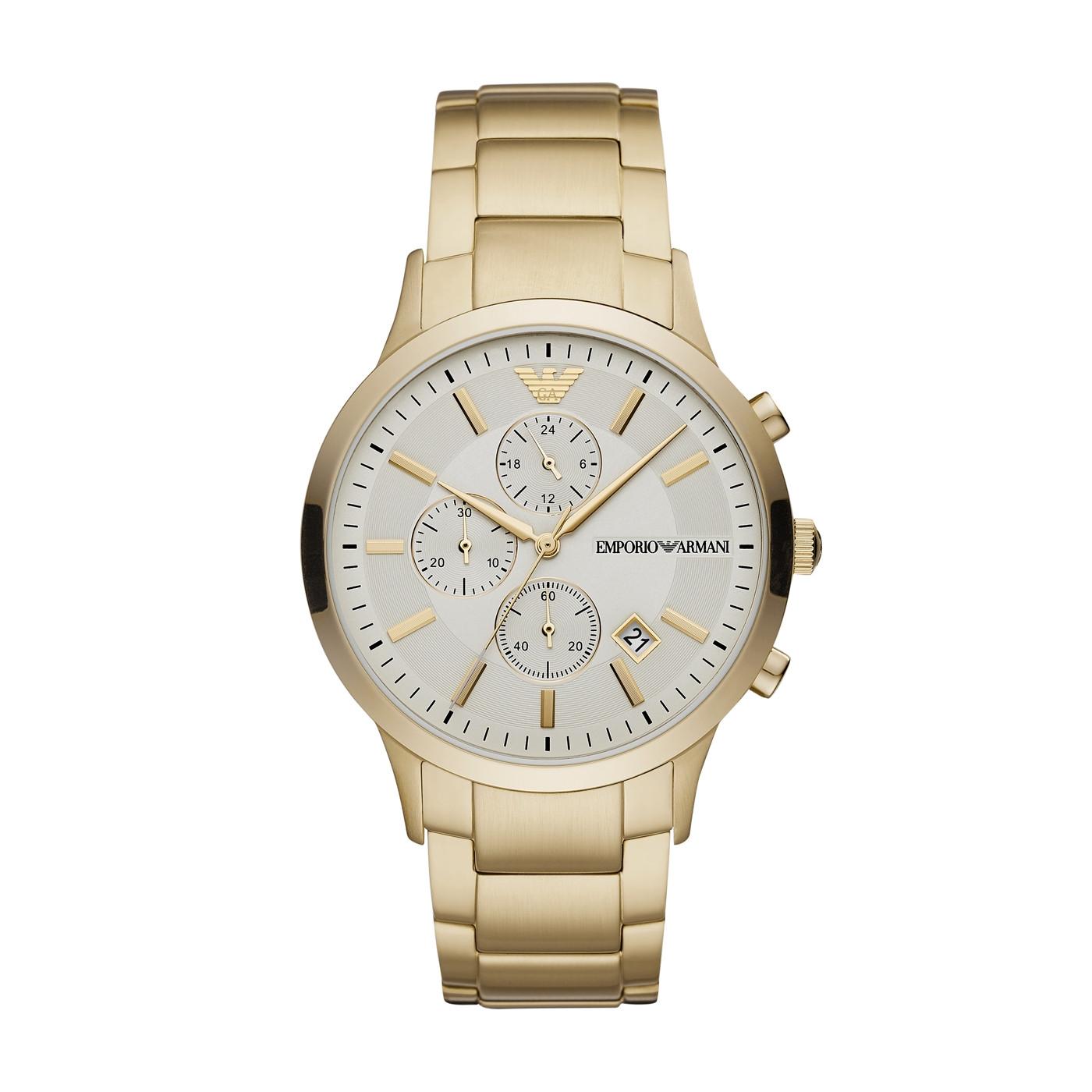 Emporio Armani Chronograaf horloge AR11332