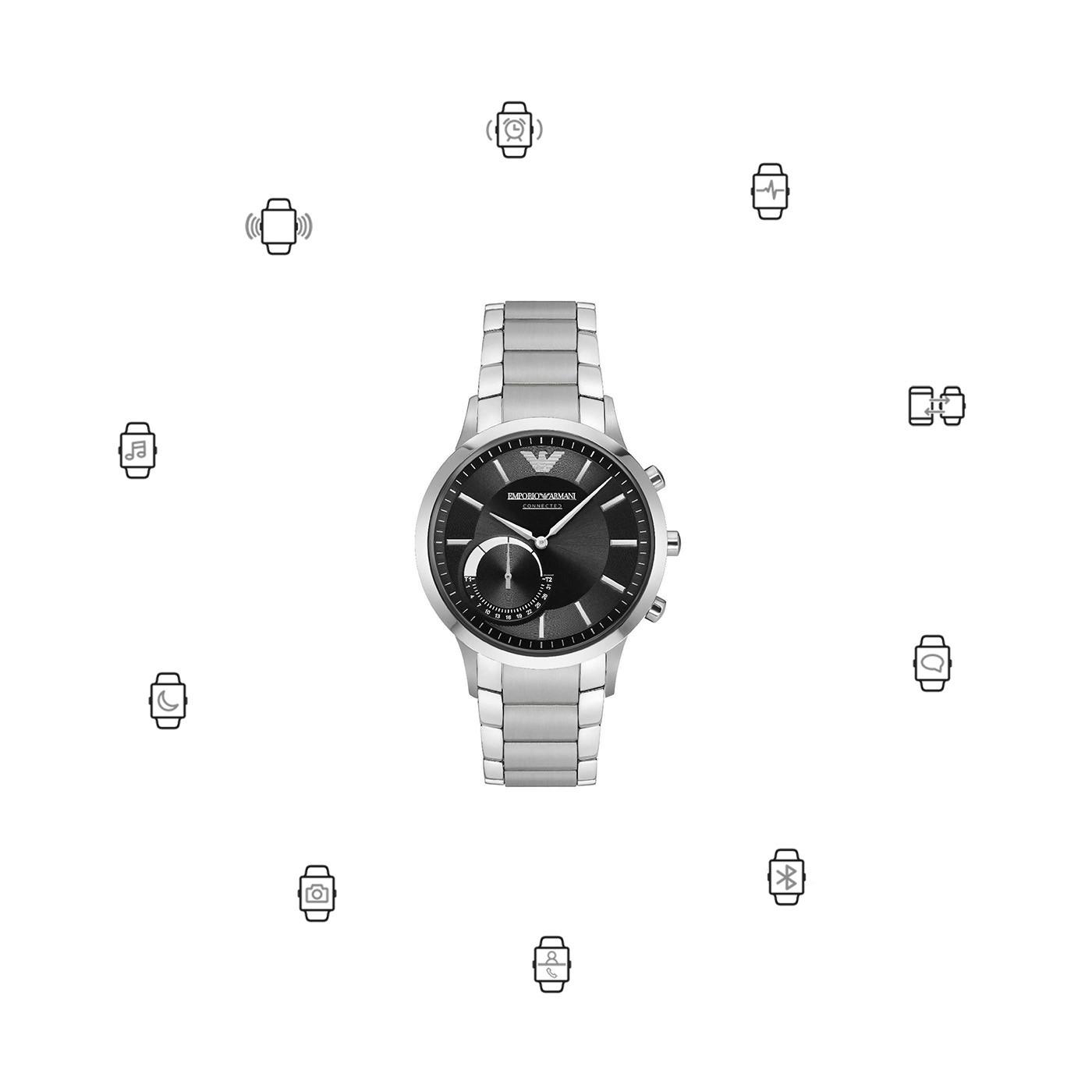 Emporio Armani Connected Renato Hybrid Smartwatch ART3000