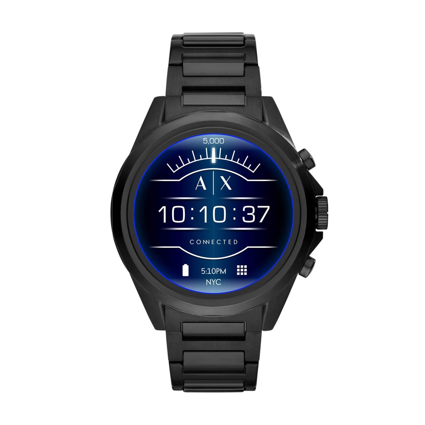 Armani Exchange Connected Drexler Gen 4 Display Smartwatch AXT2002