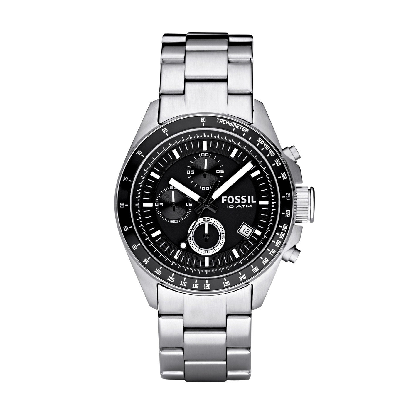 Fossil Decker horloge CH2600IE