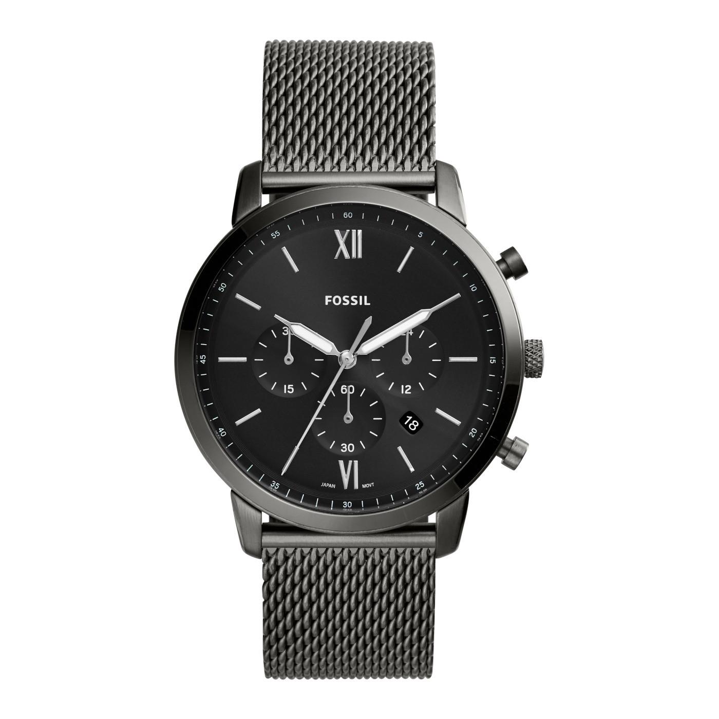 Fossil Neutra Chrono horloge FS5699