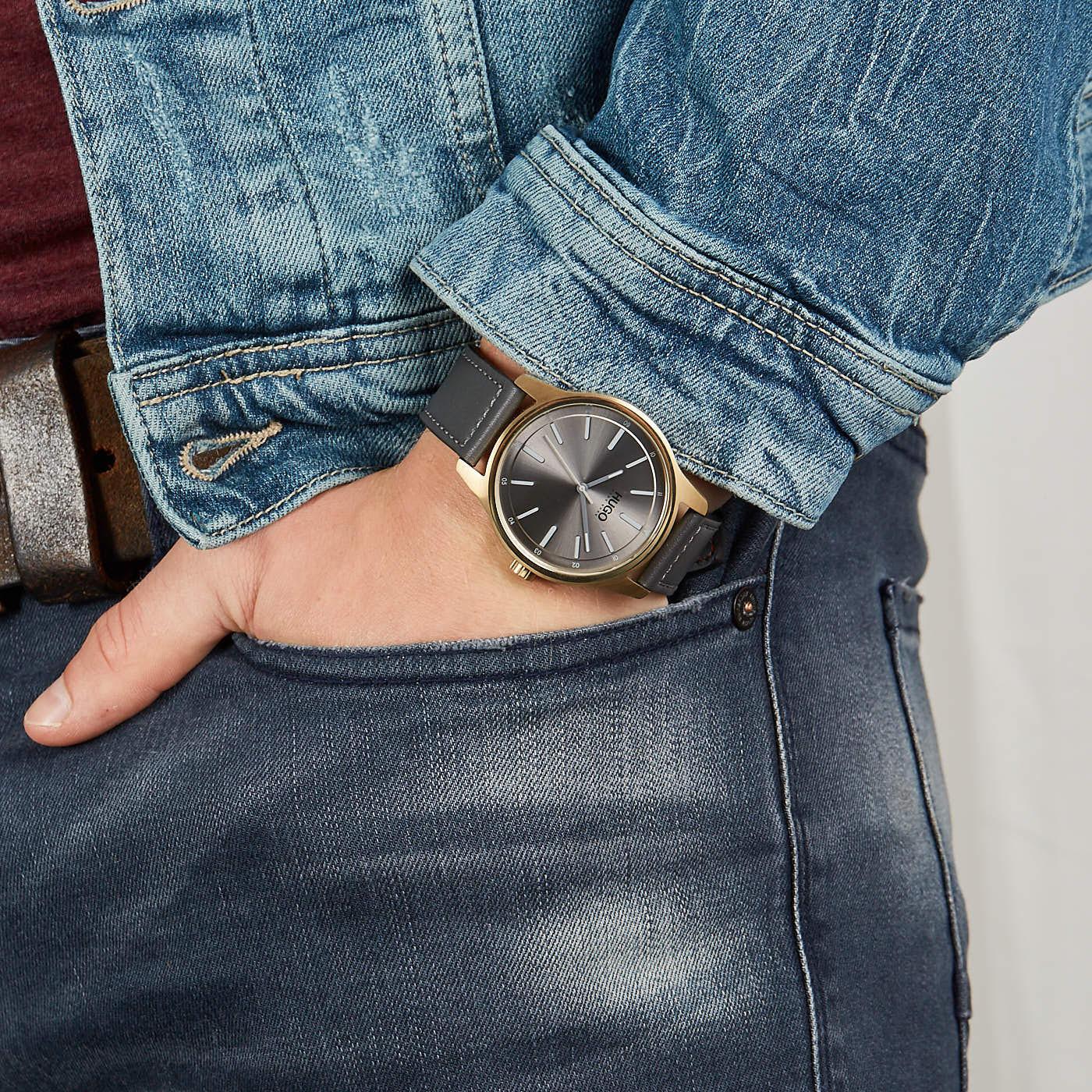 HUGO Dare horloge HU1530019