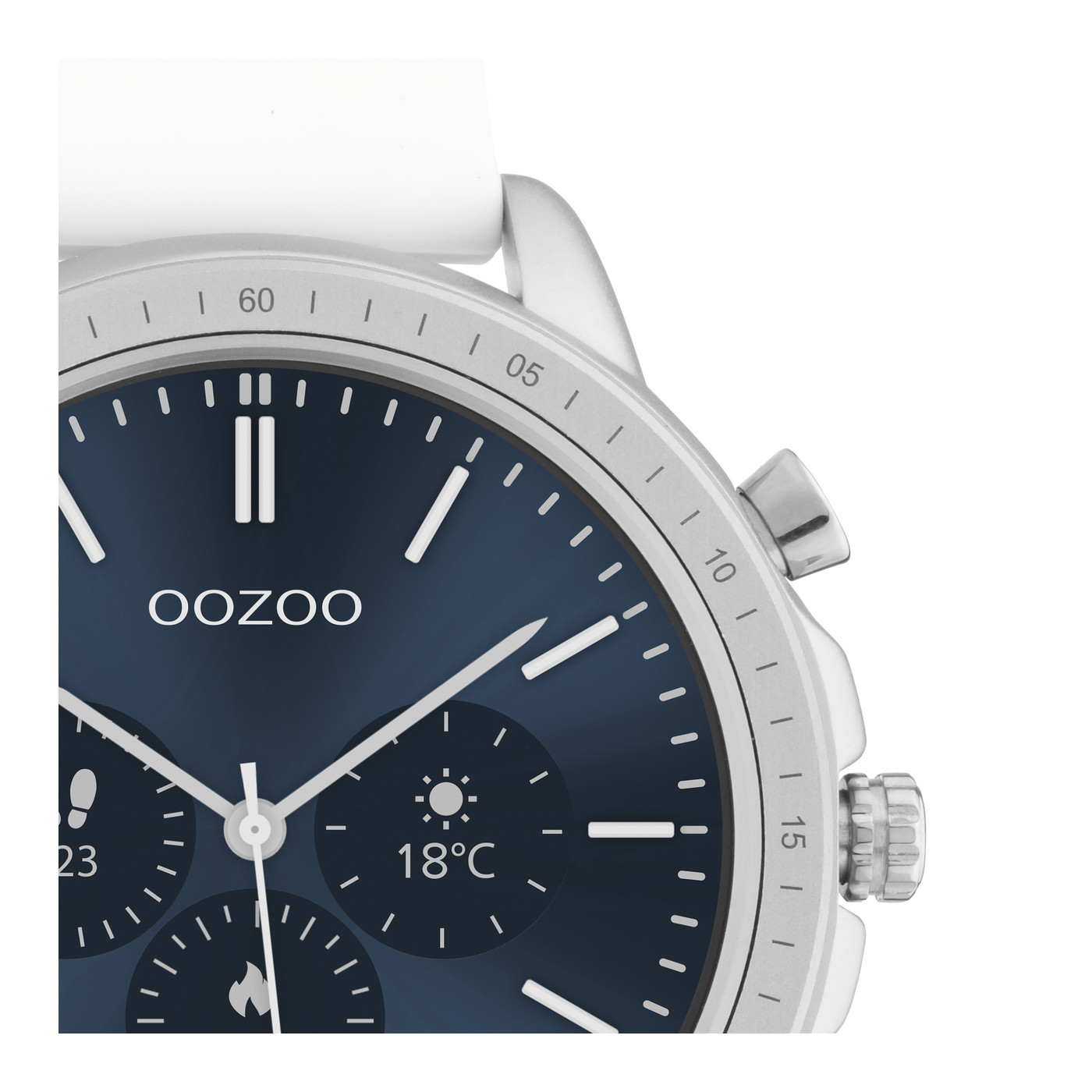 OOZOO Wit Display Smartwatch Q00310
