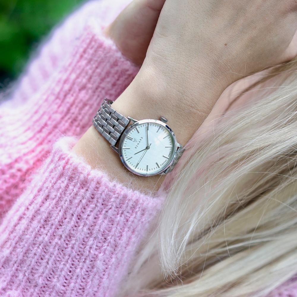 Renard Elite 35.5 horloge RA361SS10SS1