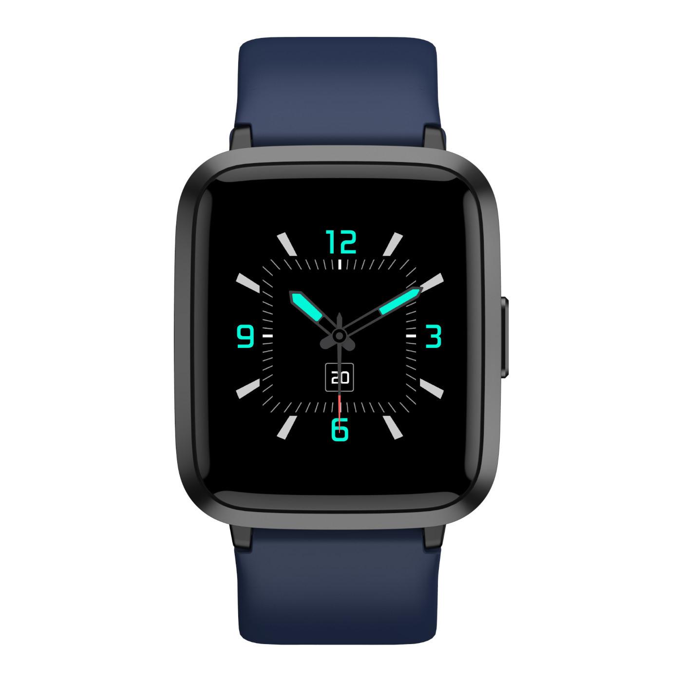 Smartwatch Trends Blauw Display Smartwatch S205U-2