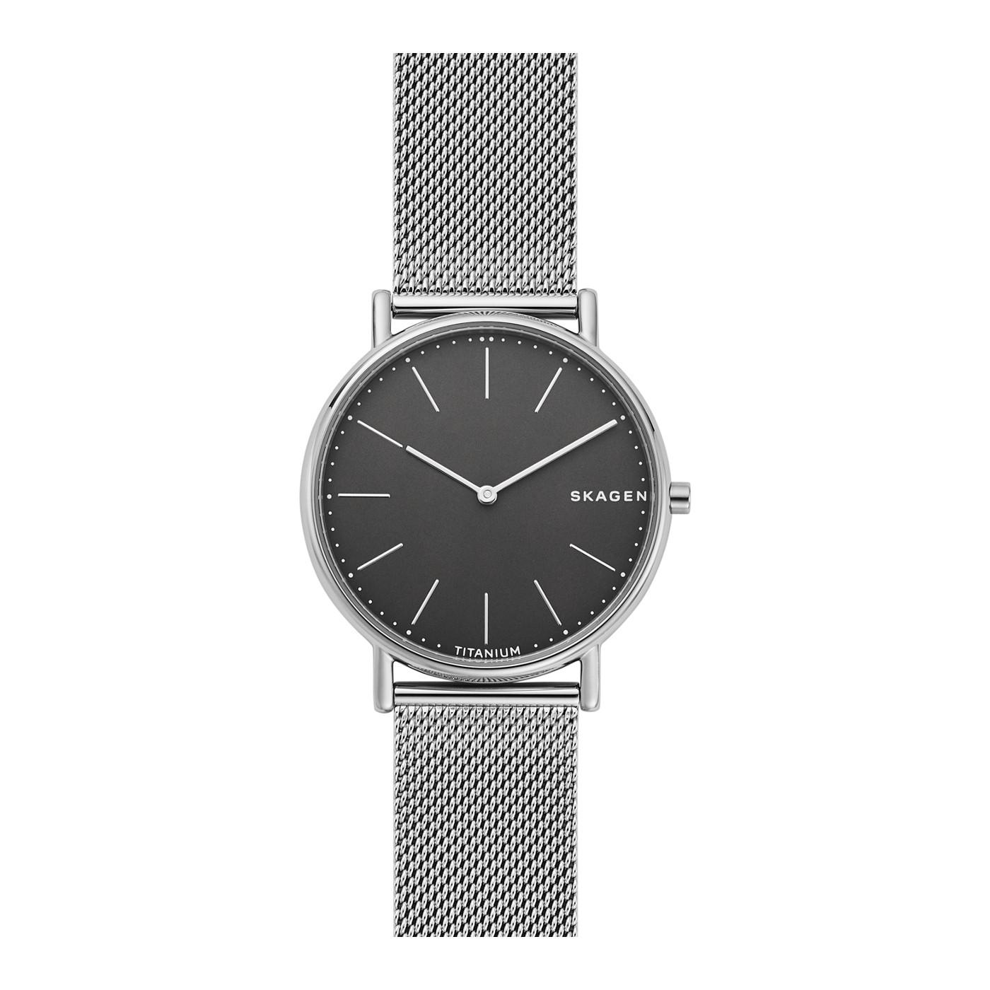 Skagen Signatur horloge SKW6483