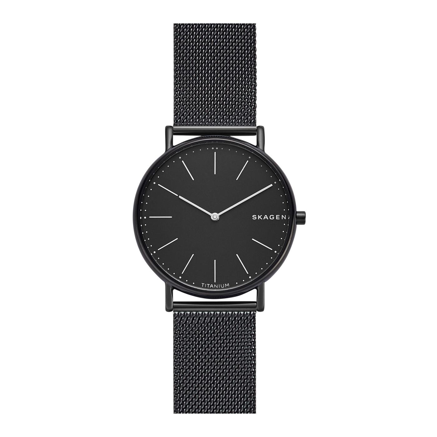 Skagen Signatur horloge SKW6484