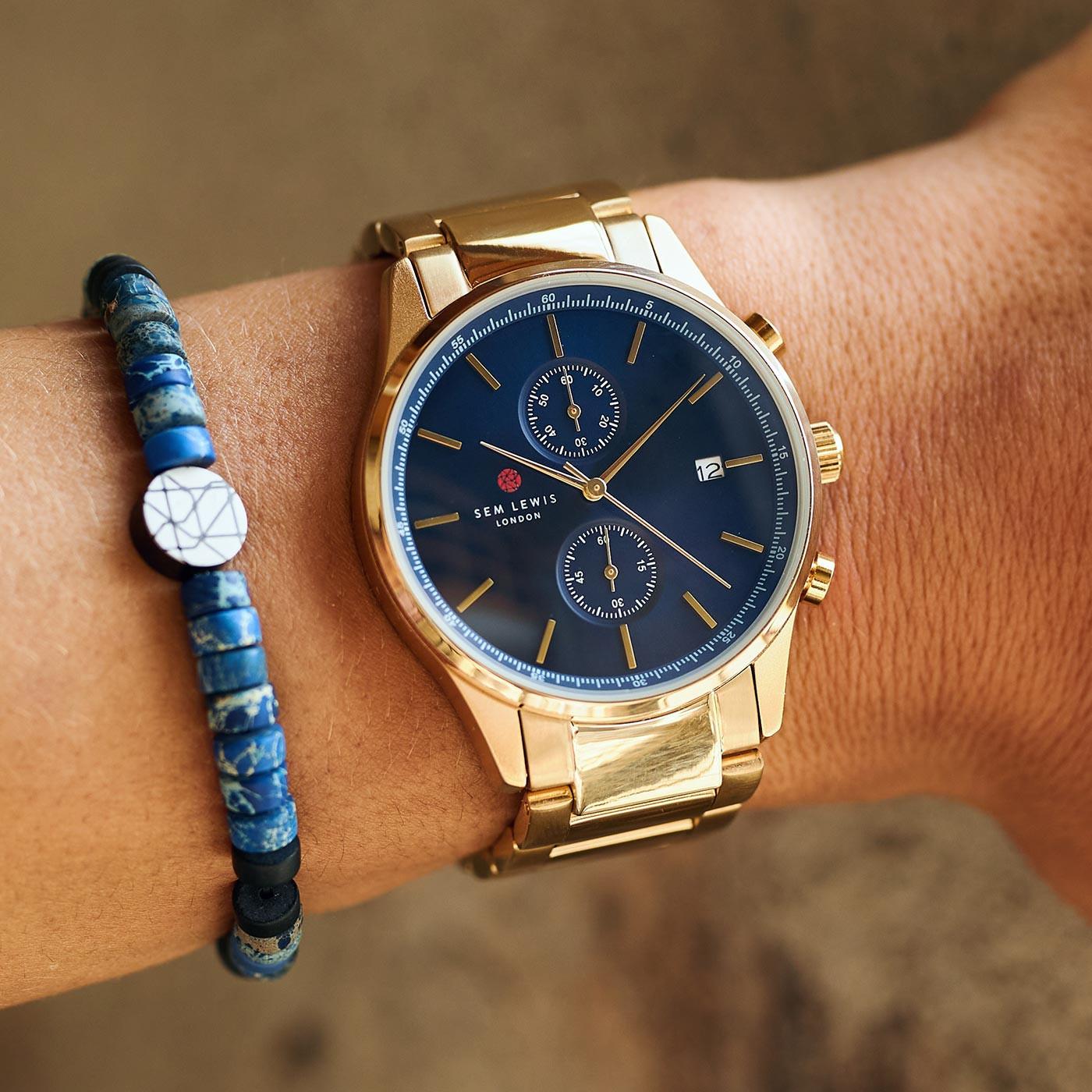 Sem Lewis Primrose Hill horloge SL1100026