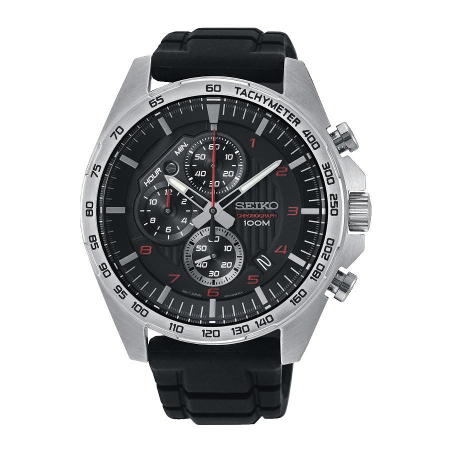 Seiko Chronograph horloge SSB325P1