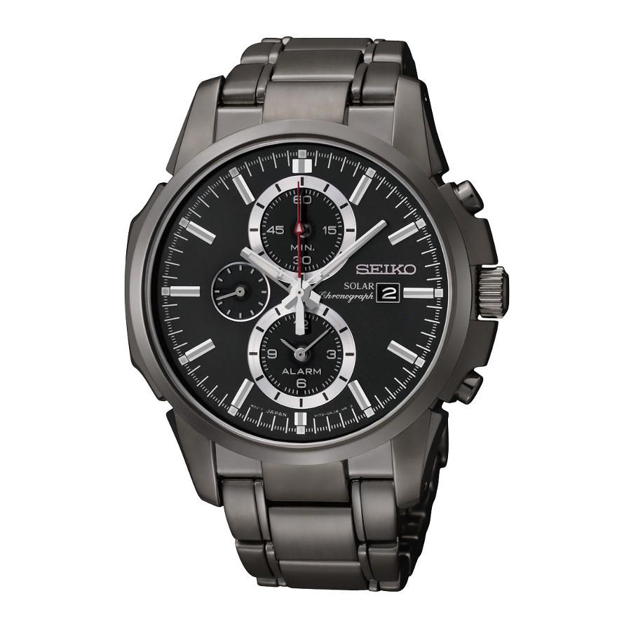 Seiko Solar horloge SSC255P1