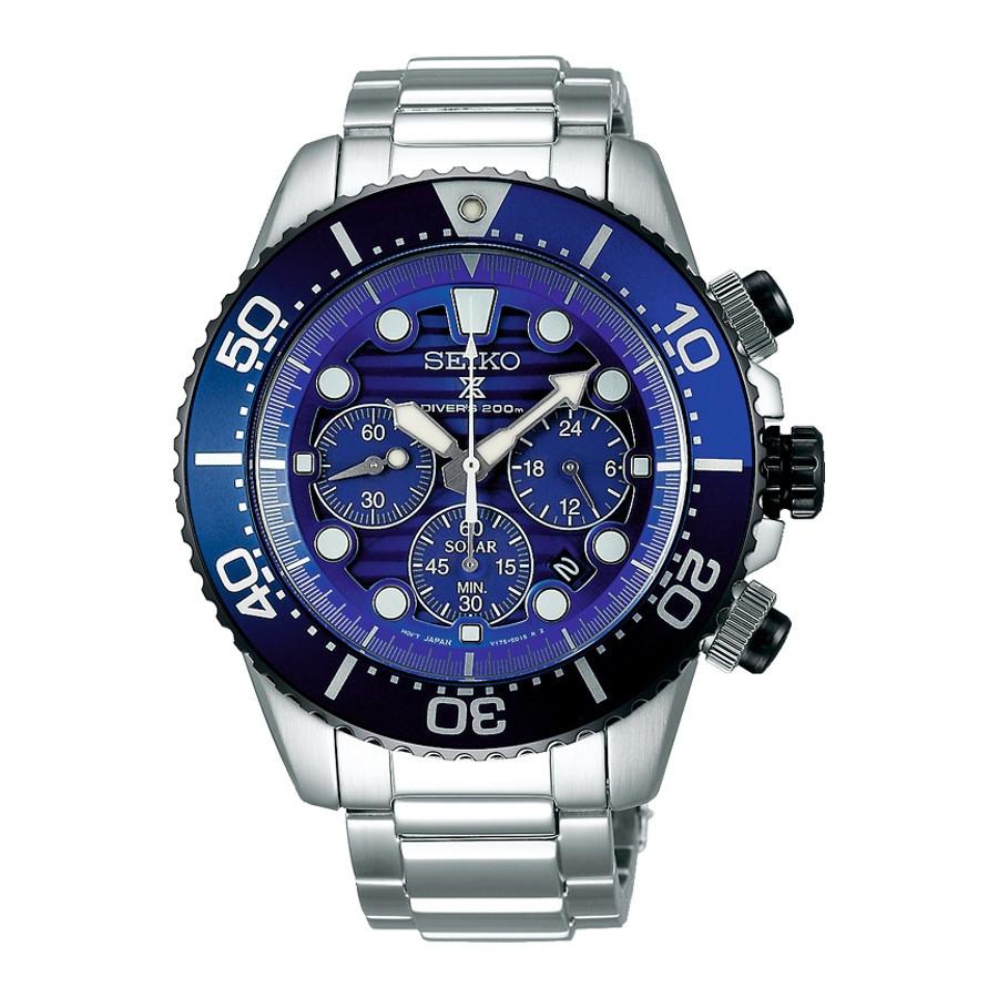 Seiko Prospex Solar Special Edition Chrono horloge SSC675P1