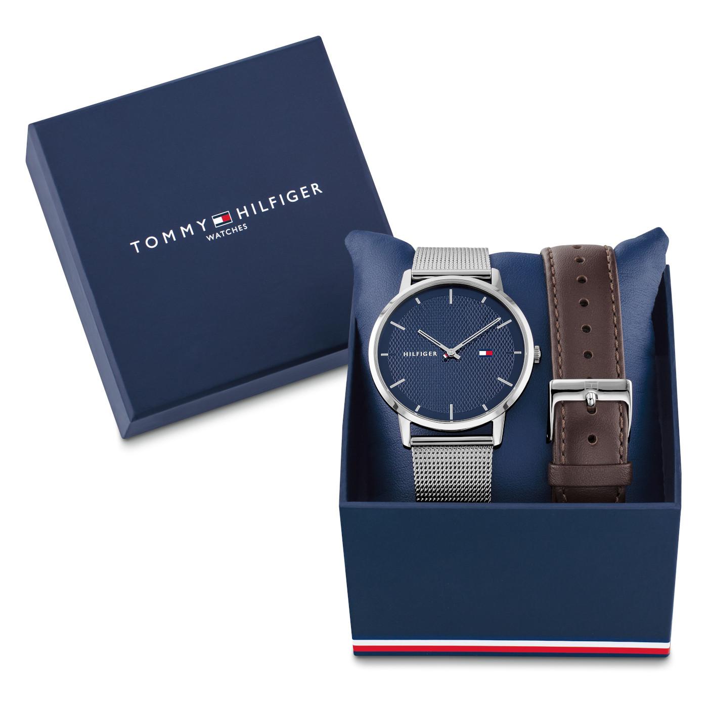 Tommy Hilfiger James horloge TH1791668
