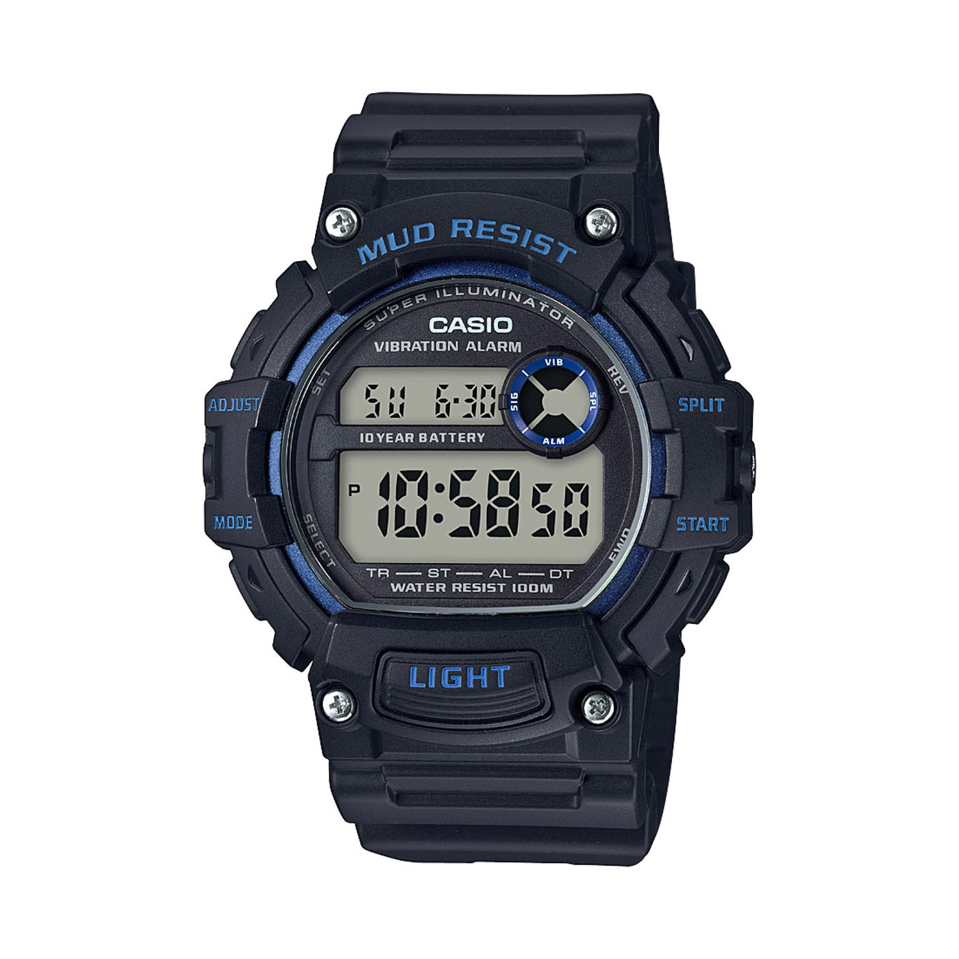 Casio Collection horloge TRT-110H-2AVEF