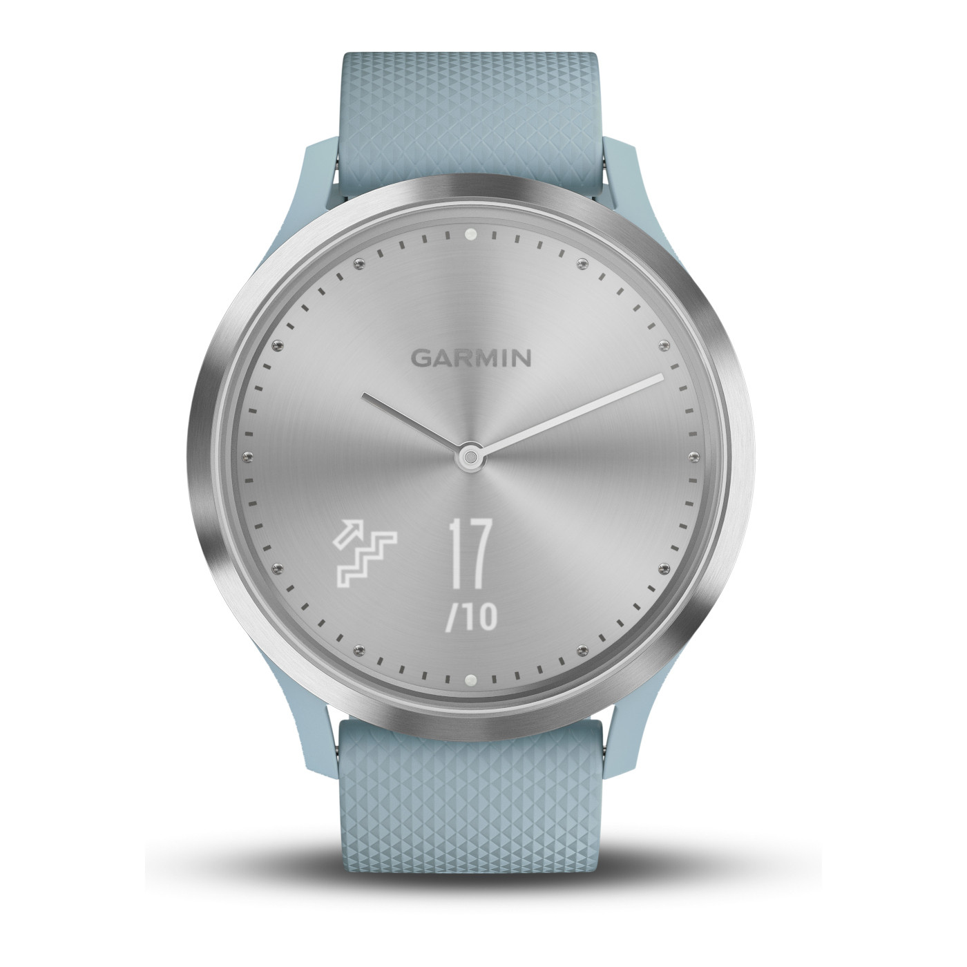Garmin Vivomove HR Sport Hybrid Smartwatch 010-01850-08 (43 mm)