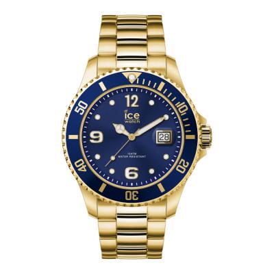 Ice-Watch ICE-Steel Goudkleurig horloge IW016762 (44 mm)