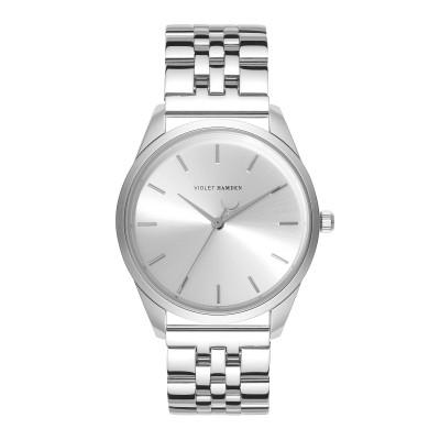 Violet Hamden Serene City Zilverkleurig horloge VH04001 (32 mm)