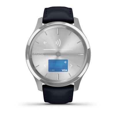 Garmin Vivomove Chrono Hybrid Smartwatch 010-02241-00