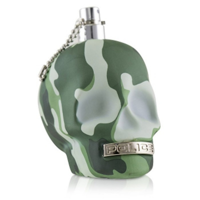 Police To Be Camouflage For Man Eau De Toilette Spray 125 ml