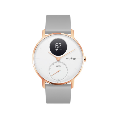Withings Steel HR Hybrid Smartwatch 3017091