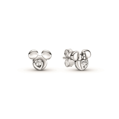 Pandora Disney 925 Sterling Zilveren Disney Oorknoppen 299258C01