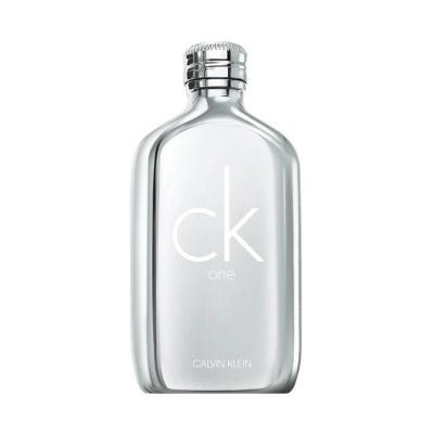 Calvin Klein CK One Platinum Eau De Toilette Spray 200 ml