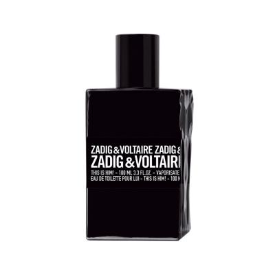 Zadig & Voltaire This Is Him Eau De Toilette Spray 50 ml