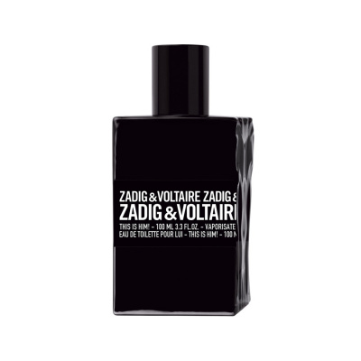 Zadig & Voltaire This Is Him Eau De Toilette Spray 100 ml